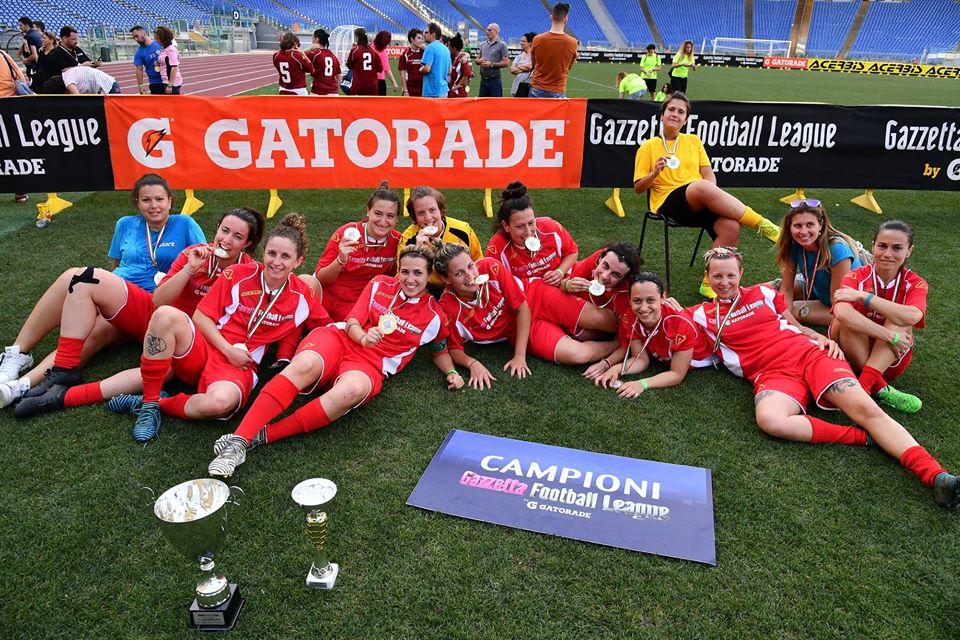 Gazzetta Footbal League